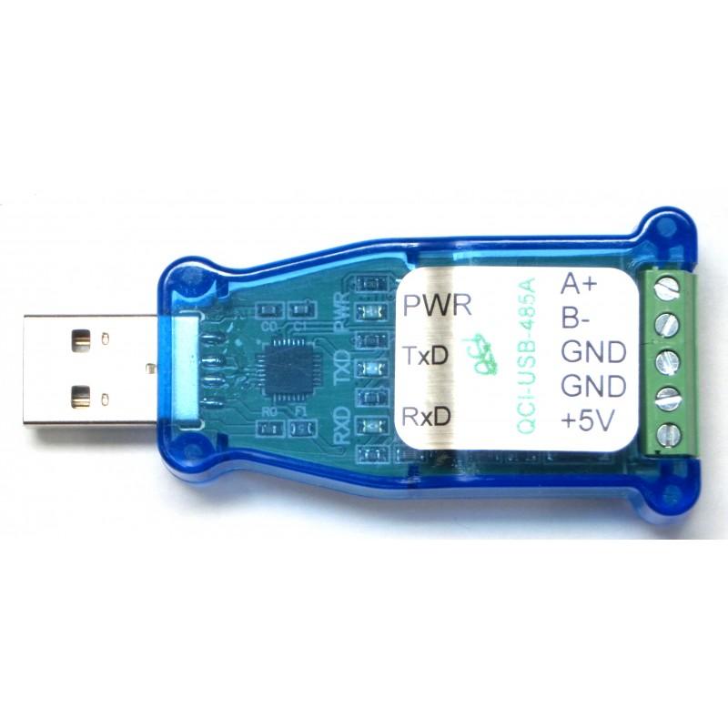 QCI-USB-RS485A